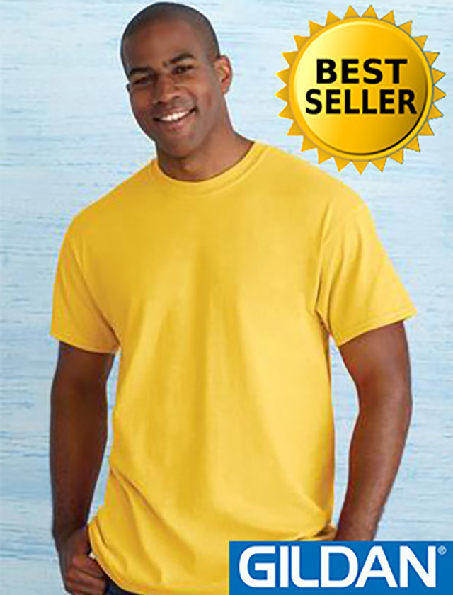 Gildan Ultra Cotton Classic Fit Shirt #2000