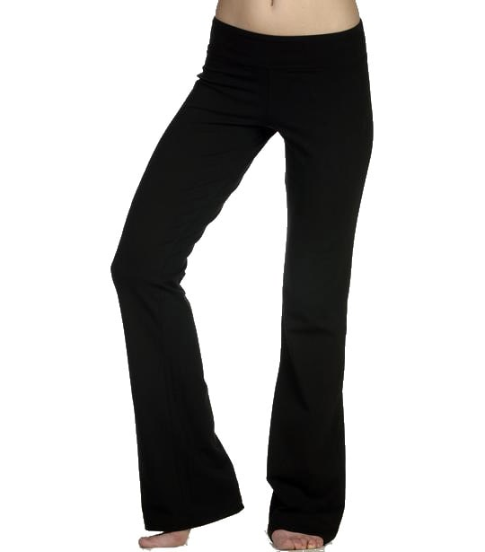 Bella Cotton/Spandex Fitness Pants #B810