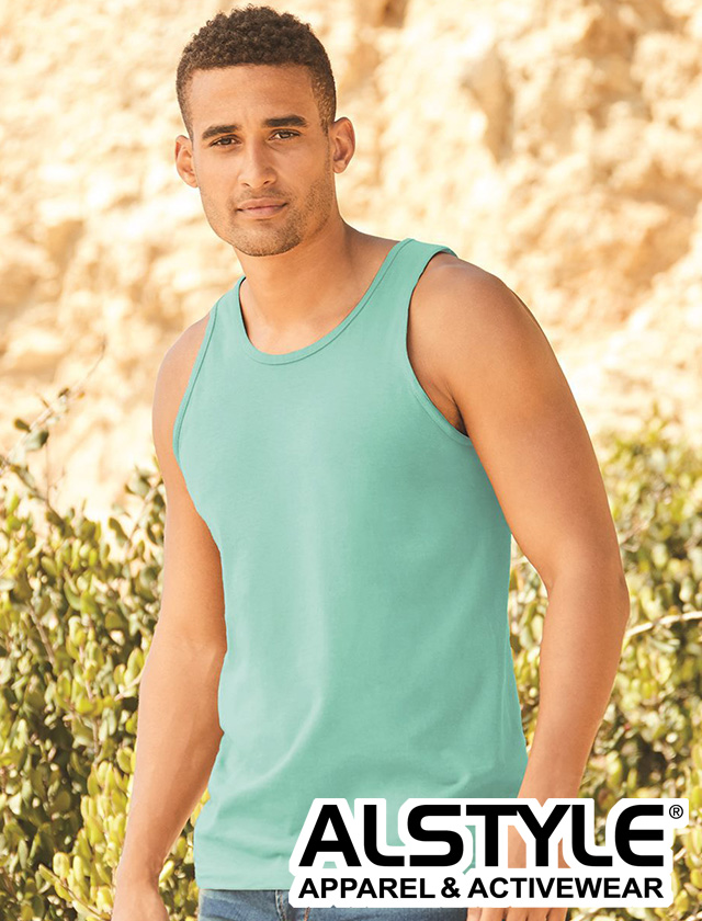 Alstyle Adult Tank Top #1307