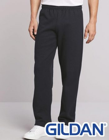 Gildan Heavy No Pocket Open Sweatpants #18400