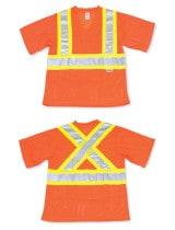 3M Safety short Sleeve T-shirt #2002-6978