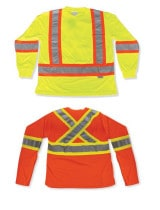 Safety Long Sleeve T-shirt #2008-775