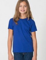 YOUTH American Apparel Fine Tee #2201