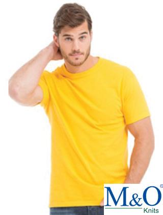 M&O Gold Soft Touch T-shirt #4800