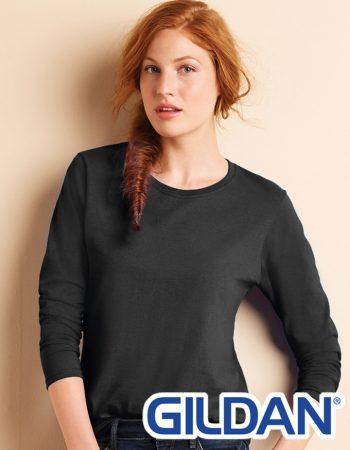 Gildan Ladies Heavy Long Sleeve #5400L