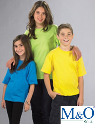 YOUTH M&O Gold Soft Touch T-shirt  #4850