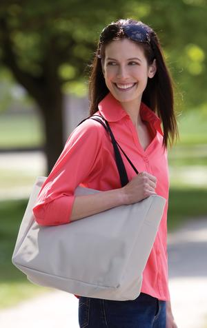 ATC Polyester Essential Tote #B110