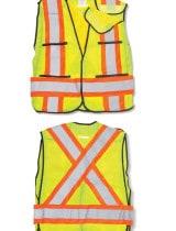 Soft Mesh Safety Vest #BK101