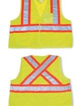 Polyester Safety Vest #BK204