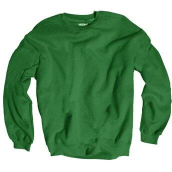 Printing on Unisex Crew Neck Sweatshirt