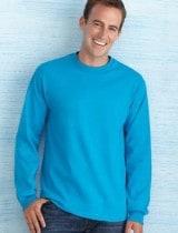 Gildan Ultra Cotton Long Sleeve #2400