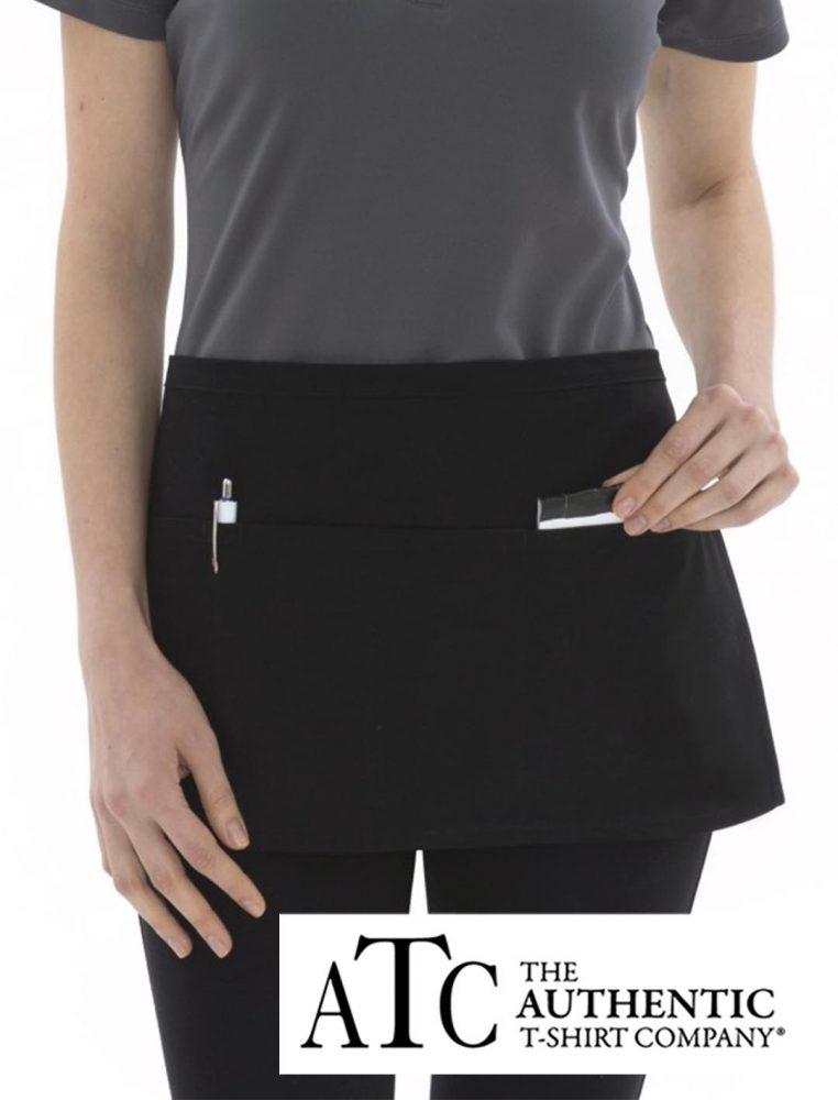 ATC Waist Apron with Pockets #A101
