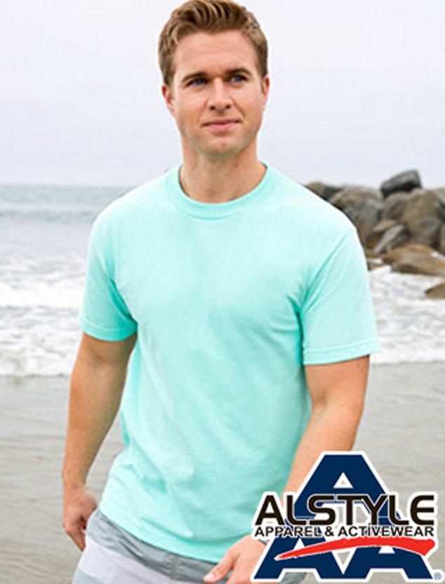 Alstyle Apparel 10oz T-shirt #1301