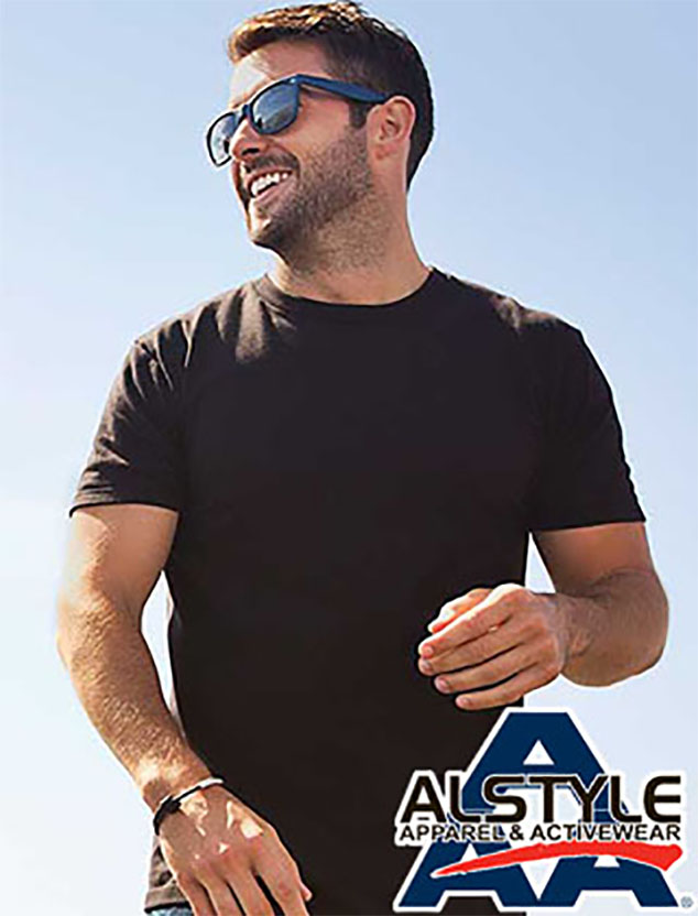 Alstyle Fitted Ringspun 7oz T-shirt #5301