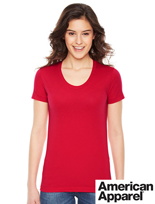 American Apparel Ladies 50/50 Tee #BB301