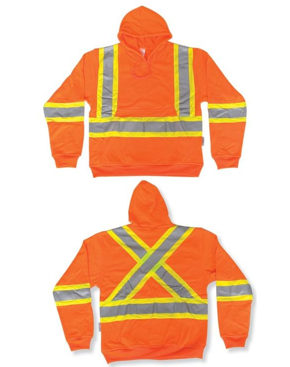 Polyester Safety Hoodie #BK3550