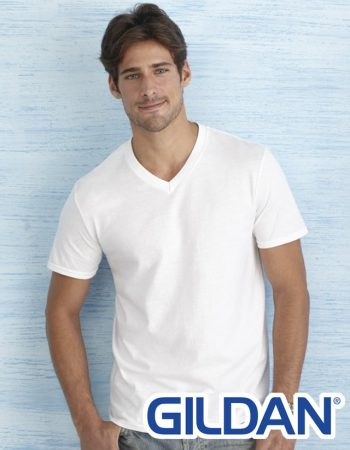 Gildan Softstyle V-Neck T-shirt #64V00