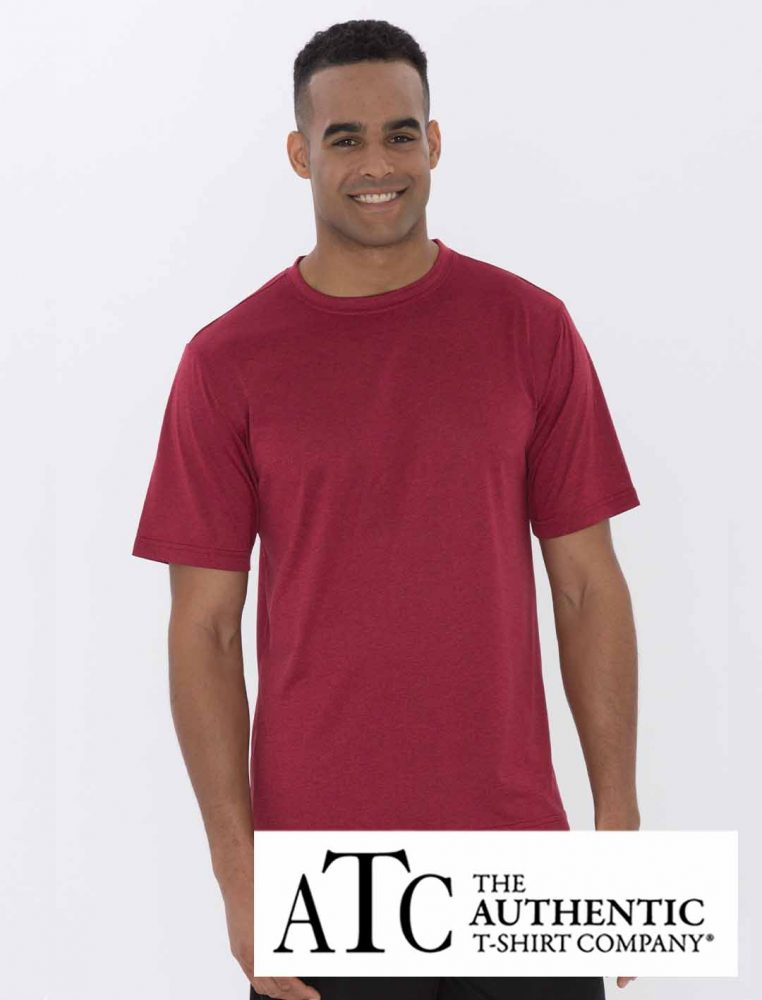 ATC Heather Performance T-shirt #S3517