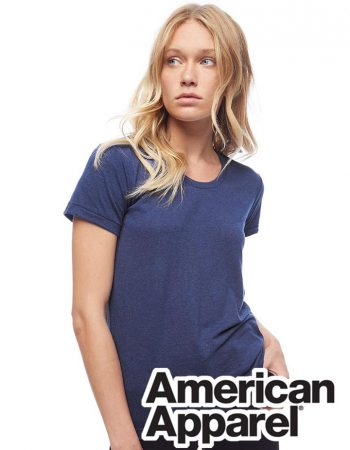 American Apparel Ladies Tri-Blend #TR301W