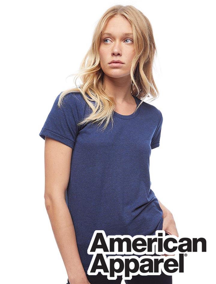American Apparel Ladies Tri-Blend #TR301W
