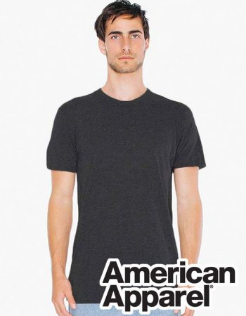 American Apparel Tri-Blend T-shirt #TR401W