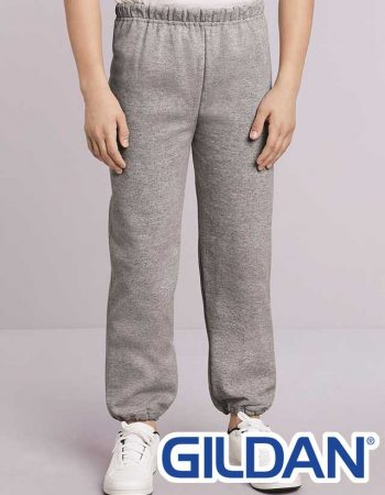 YOUTH Gildan Heavy Sweatpants #18200B