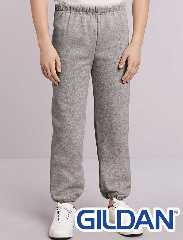 YOUTH Gildan Heavy Sweatpants #18200B