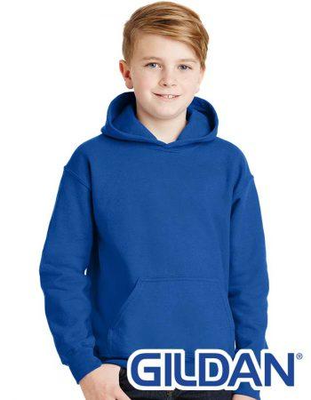 YOUTH Gildan Heavy Blend Hoodie #18500B