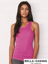 Bella+Canvas Ladies Sheer Racerback #B8770