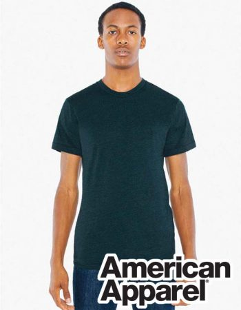 American Apparel 50/50 T-shirt #BB401W