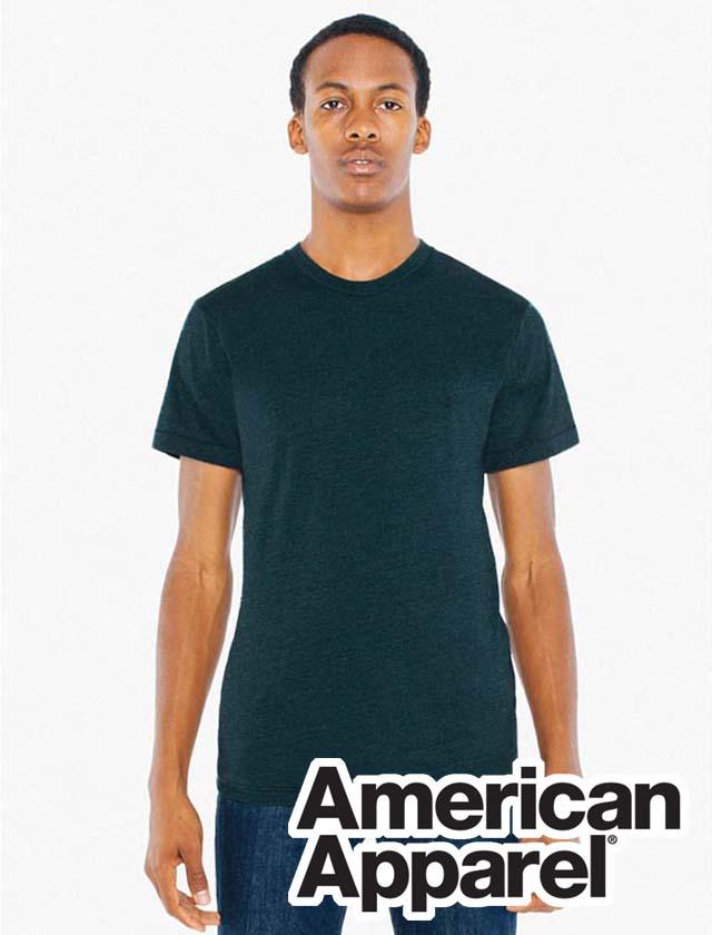 American Apparel 50/50 T-shirt #BB401W