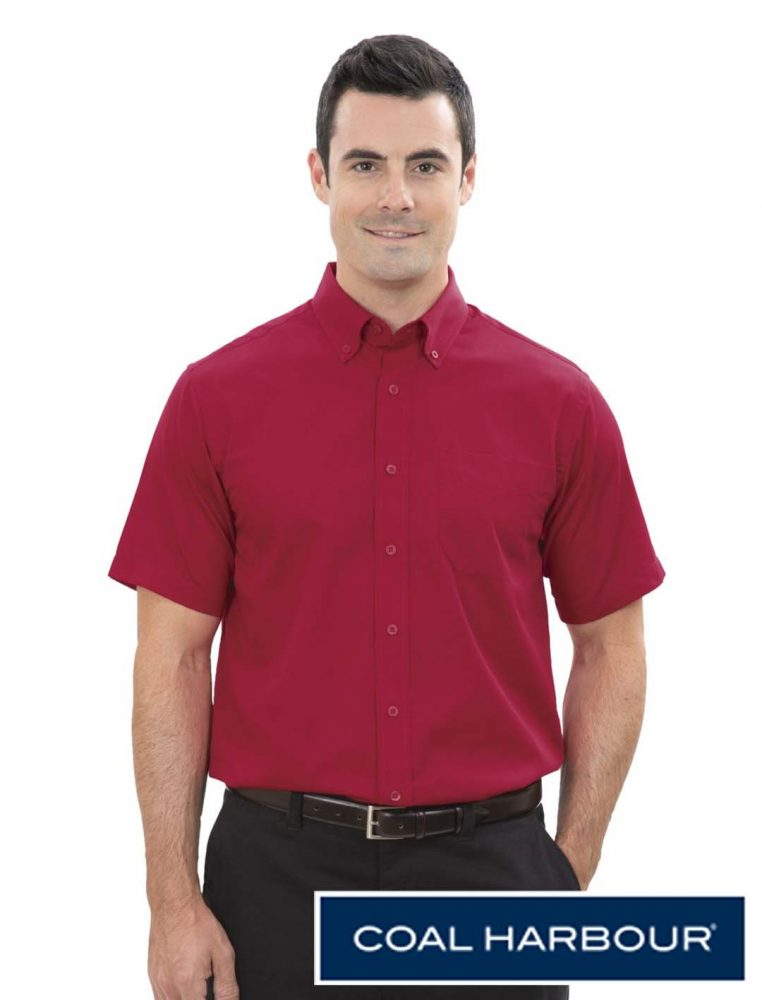 Coal Harbour Everyday Woven Shirt #D6021