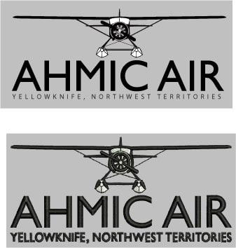 Embroidery with changes for AHMIC AIR