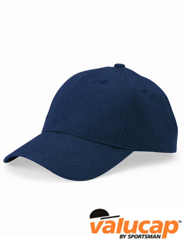 Valucap Snapback Cotton Twill #VC100