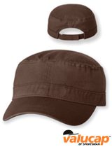 Valucap Fidel Bio Washed Twill #VC800