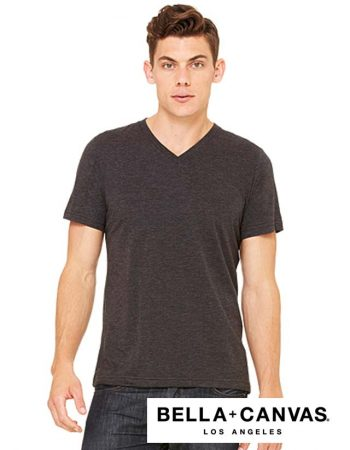 Bella+Canvas Unisex Triblend V-Neck #B3415