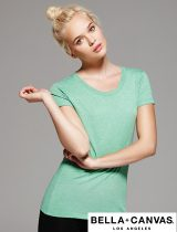 Bella+Canvas Ladies Triblend Tee #B8413