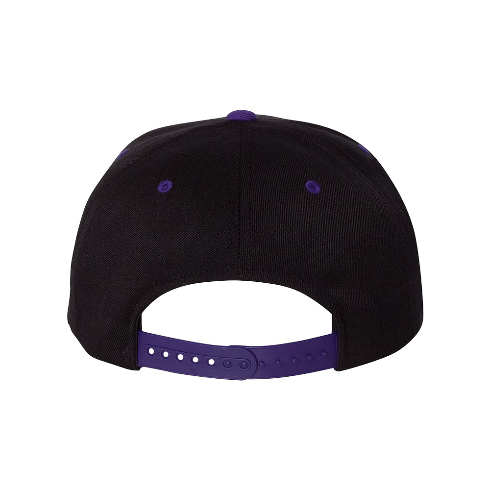 Flex Fit Flat Bill Snapback #FF110F