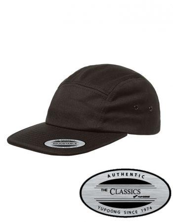Yupoong Classic Jockey Camper Cap #YU7005