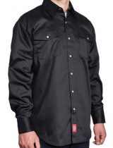 Dickies Long Sleeve Snap Work Shirt #1221