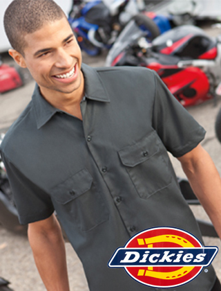 Dickies Short Sleeve Work Shirt #D1574