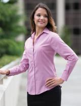 Coal Harbour Textured Ladies' Shirt #L6004