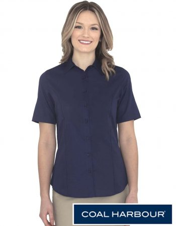 Coal Harbour Ladies Everyday Woven Shirt #L6021