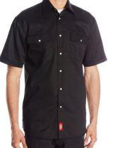 Dickies Short Sleeve Snap Work Shirt #221