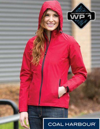 Coal Harbour Ladies Lined Jacket #L7637