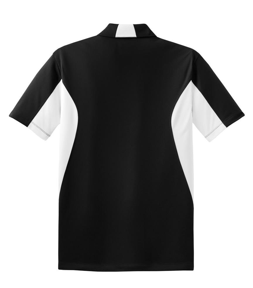 Coal Harbour Colour Block Sport Shirt #S4001