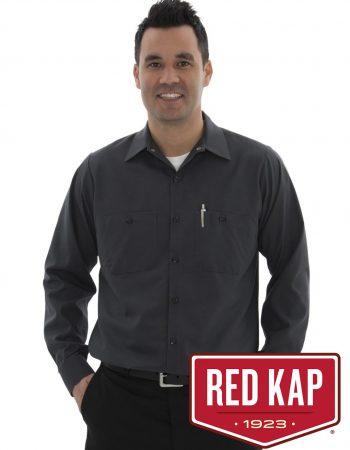 Red Kap Industrial Long Sleeve Shirt #SP14