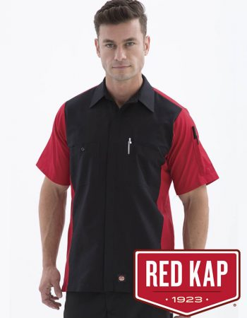 Red Kap Short Sleeve Woven Shirt #SY20
