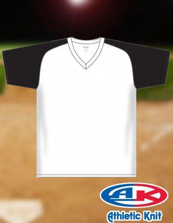 Athletic Knit Baseball Poly Pullover BA1375