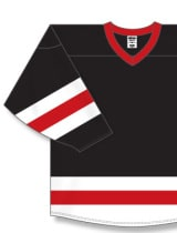 A.K. League Series Hockey Jersey #H6500